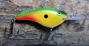 Rapala Dives-to Flat-9cm SPRT