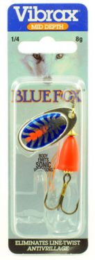 Blue Fox Vibrax FLUORESCENT 5 BT